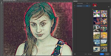 filtro de estilos en photoshop cc 2021