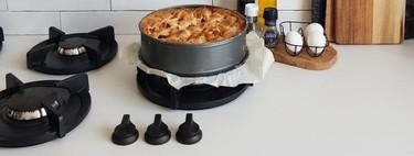Las cocinas de gas siguen siendo las preferidas de los que más cocinan y las protagonistas en las cocinas más vanguardistas