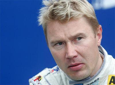 ¿Adiós definitivo de  Mika Hakkinen?