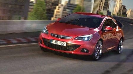 Opel nos invita a un aperitivo virtual del Astra GTC