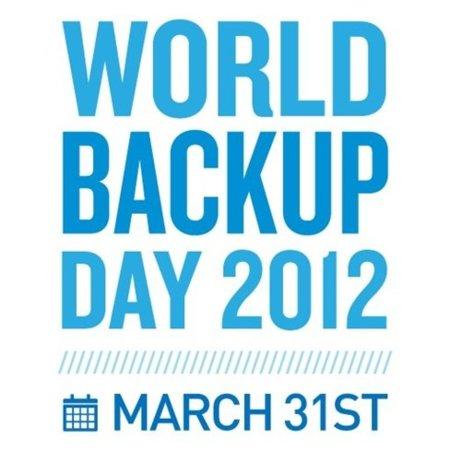 Hoy es el Día Internacional de la Copia de Seguridad
