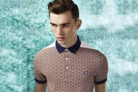 Fred Perry hace homenaje a la cultura japonesa con su Origami Blank Canvas Collection