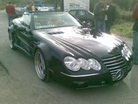 """Mercedes SL edición """"le caigo mal a mi dueño"""""""