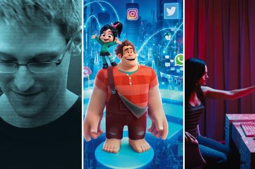 'Ralph rompe Internet' pero no es el primero: estas nueve películas navegaron antes por la Red