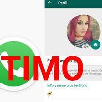 Quién ha visto mi foto de perfil de WhatsApp: la aplicación que te promete revelarlo es un nuevo timo