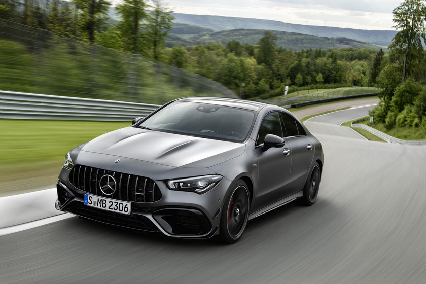 Up To 421 Hp For This Amg Gt 4 Doors In Miniature Shilfa