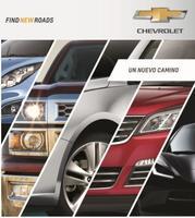 """Chevrolet encuentra """"Nuevos Caminos"""""""