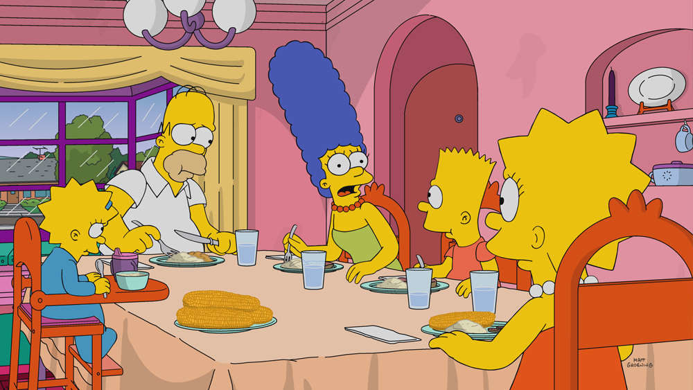 'The Simpsons' not-there are those who retire: the family, the more iconic of the television will come on to the 32 seasons