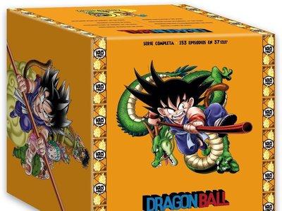 Serie completa Dragon Ball, Edición Coleccionista, con un 23% de descuento