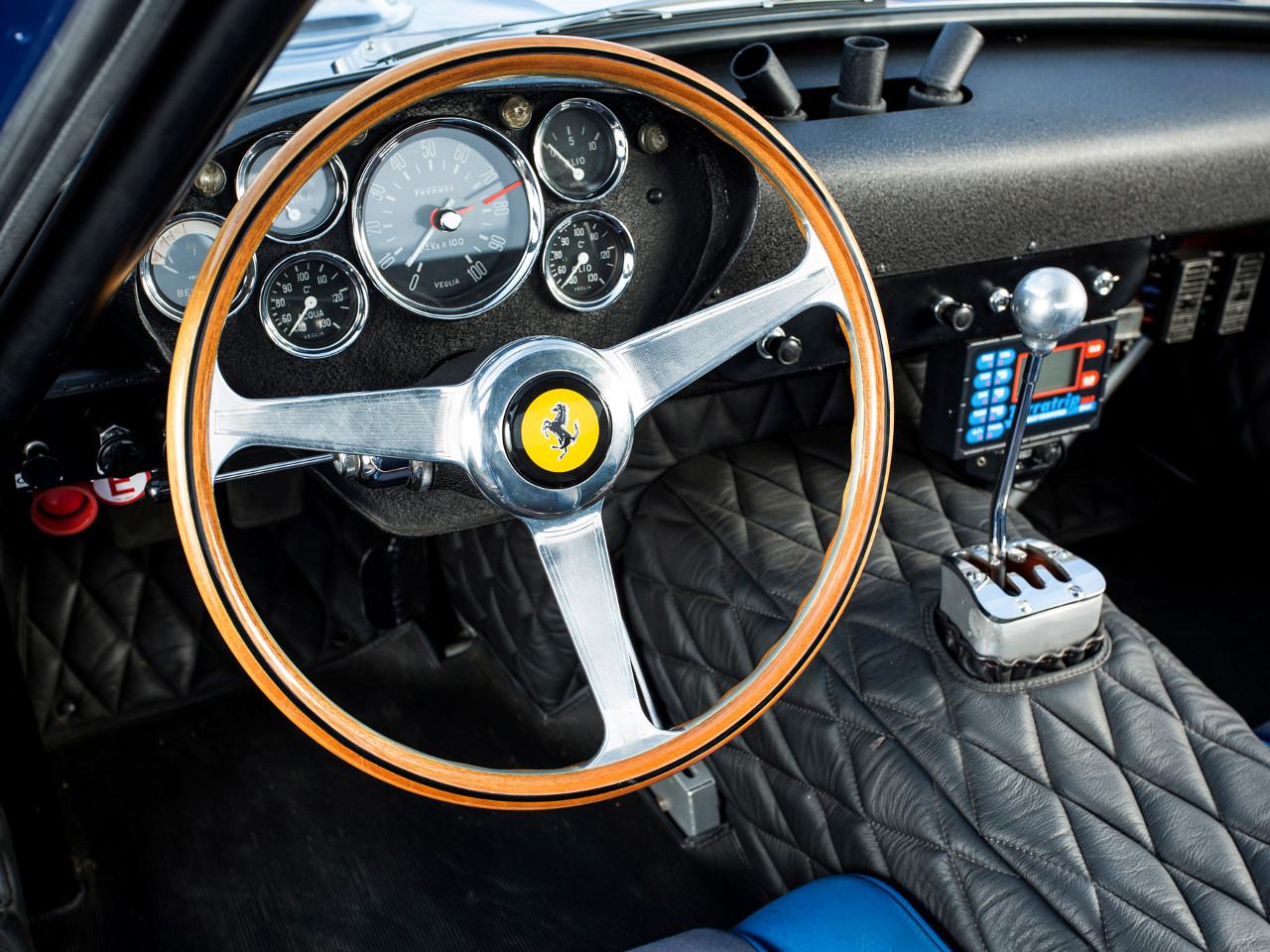 Foto de Ferrari 250 GTO (19/30)