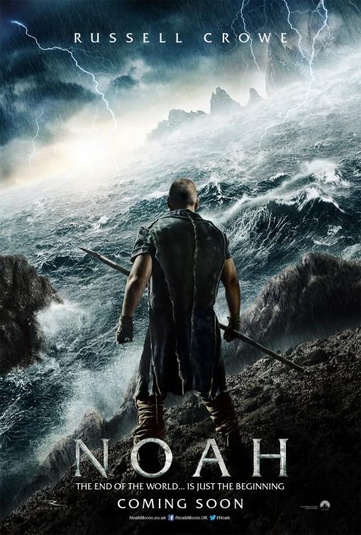 Foto de Carteles de la película 'Noé' (1/13)