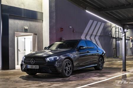 Mercedes Benz E 300 De 2021 Prueba 023