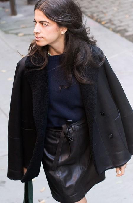 ¿Puede Leandra Medine encontrar su estilo en Massimo Dutti? La respuesta, en la última campaña de la firma