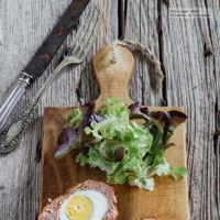 Cómo hacer huevos a la escocesa