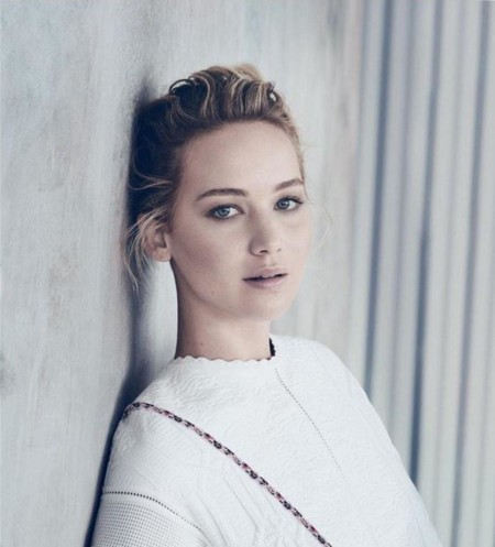 #3 Jennifer Lawrence