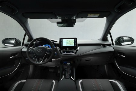 Toyota Corolla Sedan Gr Sport 2021 1
