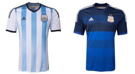 Playera de Argentina