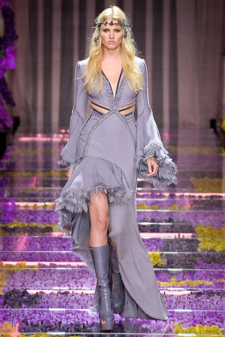 Atelier Versace Alta Costura Otoño-Invierno 2015/2016