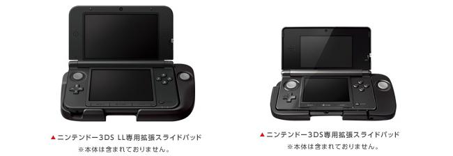 CirclePad Nintendo 3DS