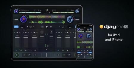 Djay Pro: una impresionante aplicación que logra separar la música de las voces en cualquier canción