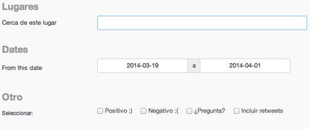 Twitter agrega a su búsqueda avanzada un filtro por rango de fechas