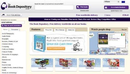 Vía libre para que Amazon compre Book Depository: ¿fagocitando el mercado o apoyándose en actores locales?