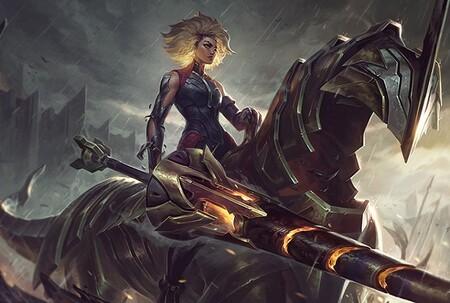 Rell, la Dama de Hierro, será la próxima campeona de League of Legends