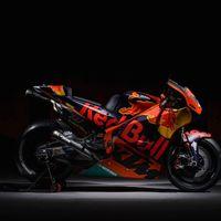 Por fin llegó el día: KTM muestra al mundo los colores de su MotoGP
