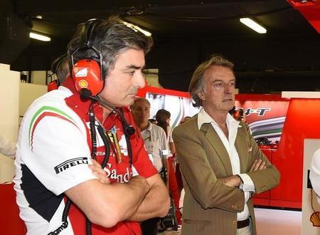 Estas son las propuestas de Luca di Montezemolo para revivir a la Fórmula 1