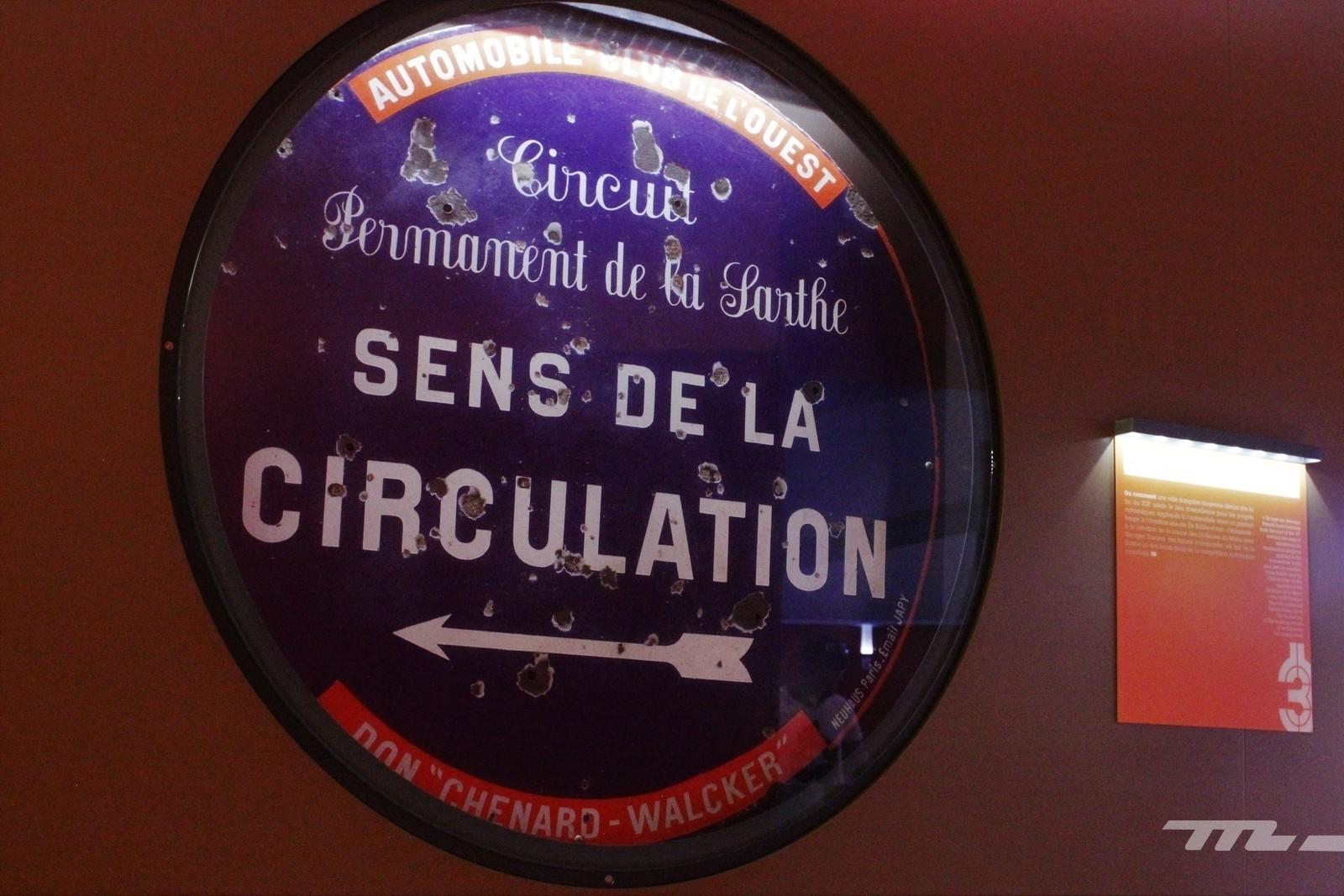 Foto de Museo de las 24 Horas de Le Mans (vista general) (17/23)