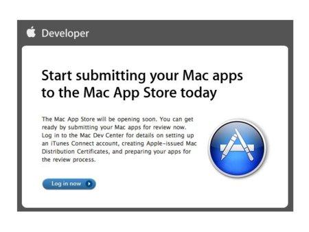 Apple ya acepta el envío de aplicaciones para la Mac App Store