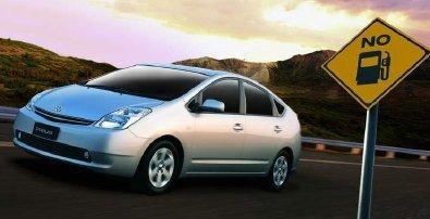 ¿Y qué tal un Toyota Prius recargable?