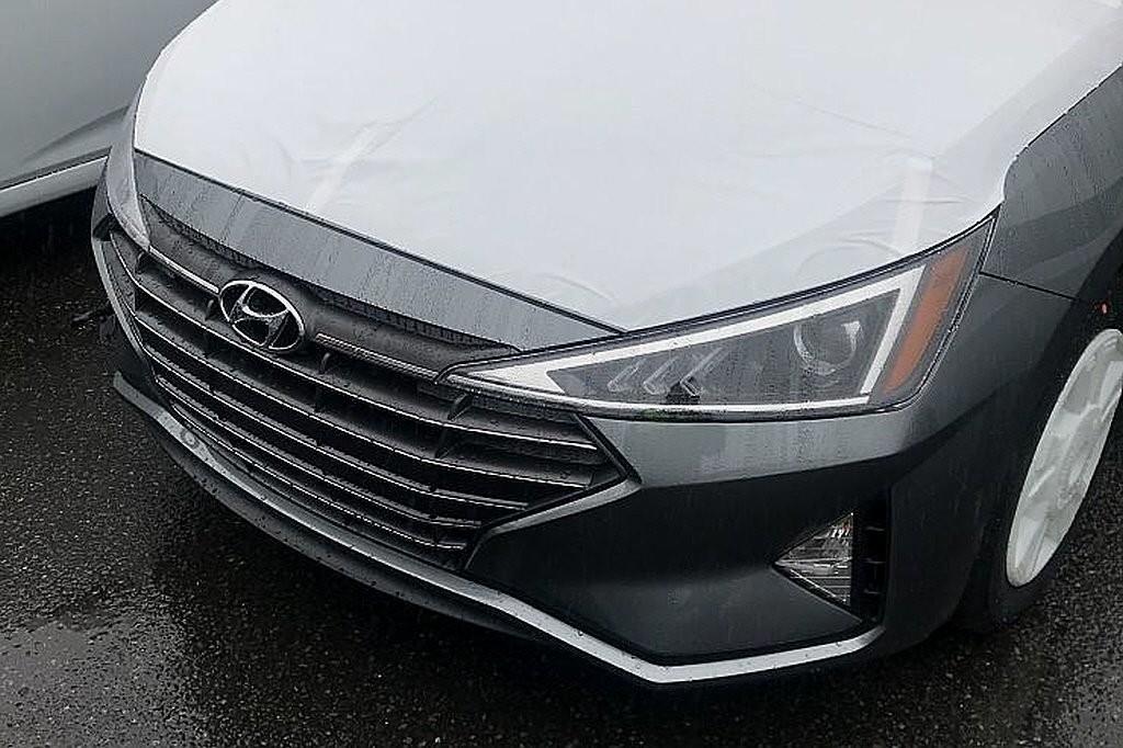 Foto de Hyundai Elantra 2019 (fotos espía) (3/7)