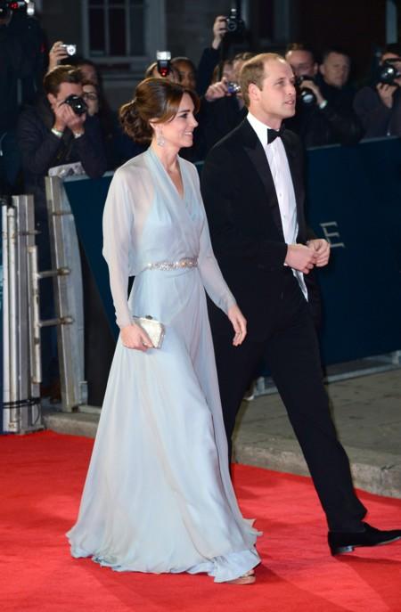 Kate Middleton Jenny Packham Estreno Spectre 2