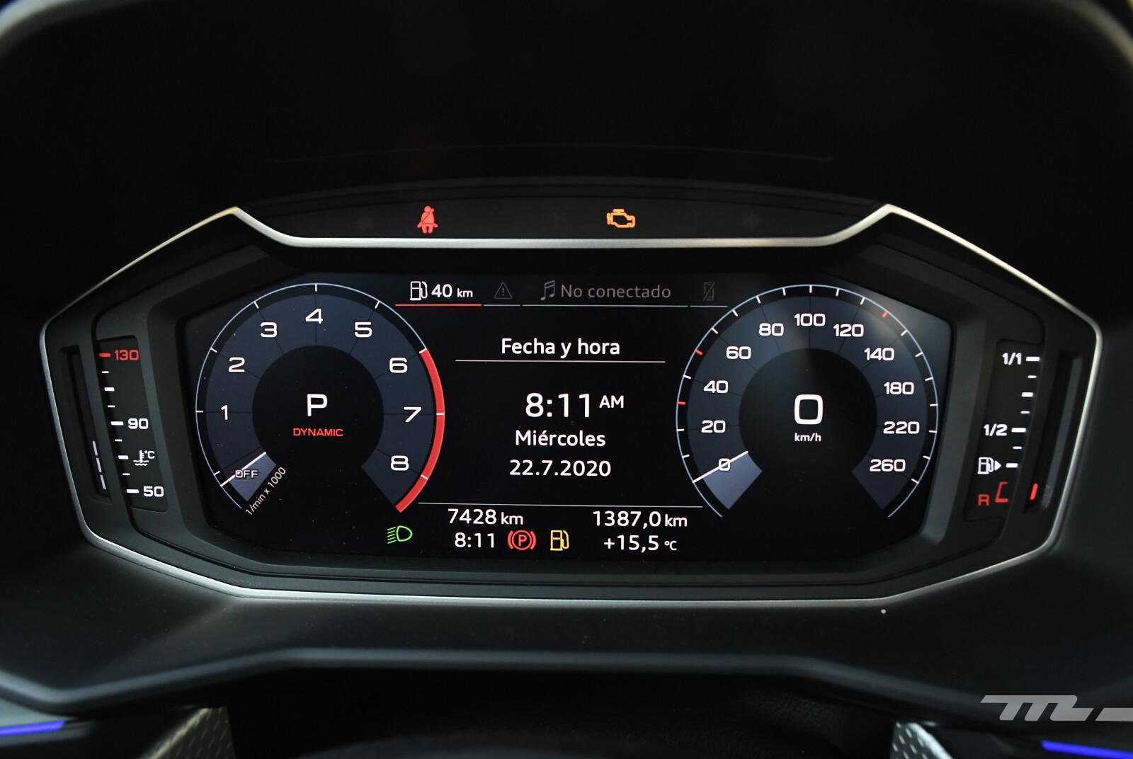 Foto de Audi A1 S-Line (prueba) (22/30)