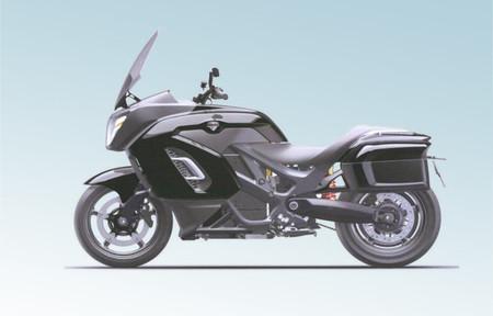 Aurus Escort Moto Escolta Vladimir Putin