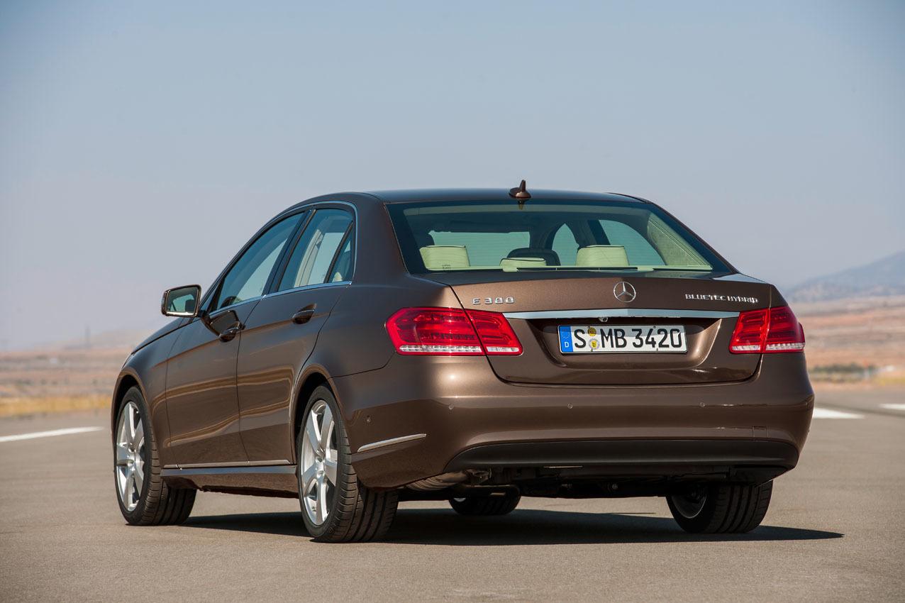 Foto de Mercedes-Benz Clase E 2013 (15/61)
