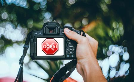 Los errores más habituales que cometen los fotógrafos principiantes (desde la elección del equipo hasta el postprocesado)