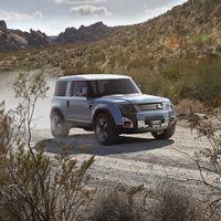 El nuevo Land Rover Defeder tendrá una versión 100% eléctrica