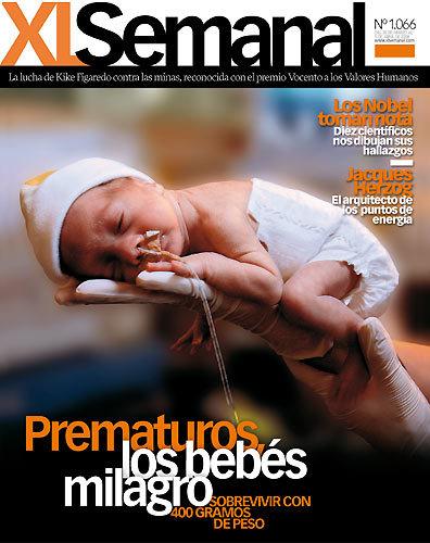 Historias de bebés prematuros en la UCI de Neonatos
