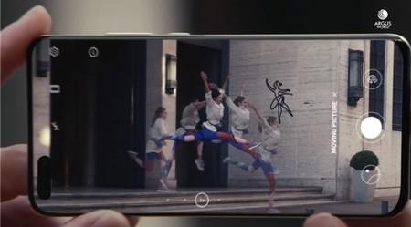 El software de los Huawei P40 Pro