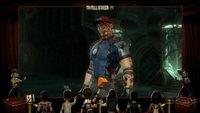 'Mortal Kombat'. Simpático vídeo del modo King of the Hill