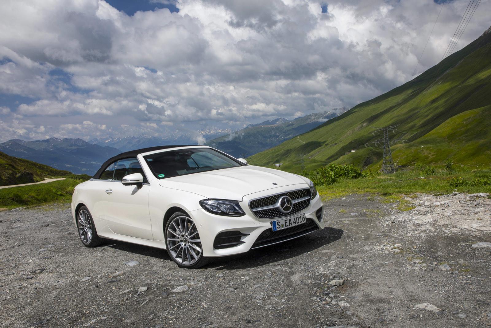 Foto de Mercedes-Benz Clase E Cabrio, toma de contacto (72/156)