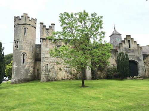 El Castillo de Howth y la leyenda de la pirata irlandesa Gráinne O'Malley