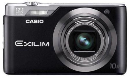 Casio Exilim EX-H5 llega con el zoom 10x como principal reclamo