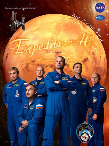 Expedicion 40