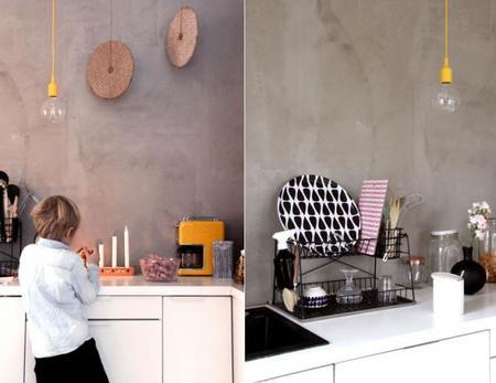 Ocho maneras de poner un poco de amarillo en tu hogar