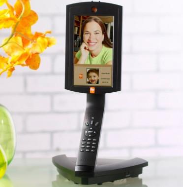 Ojo Shadow, teléfono fijo para videoconferencias