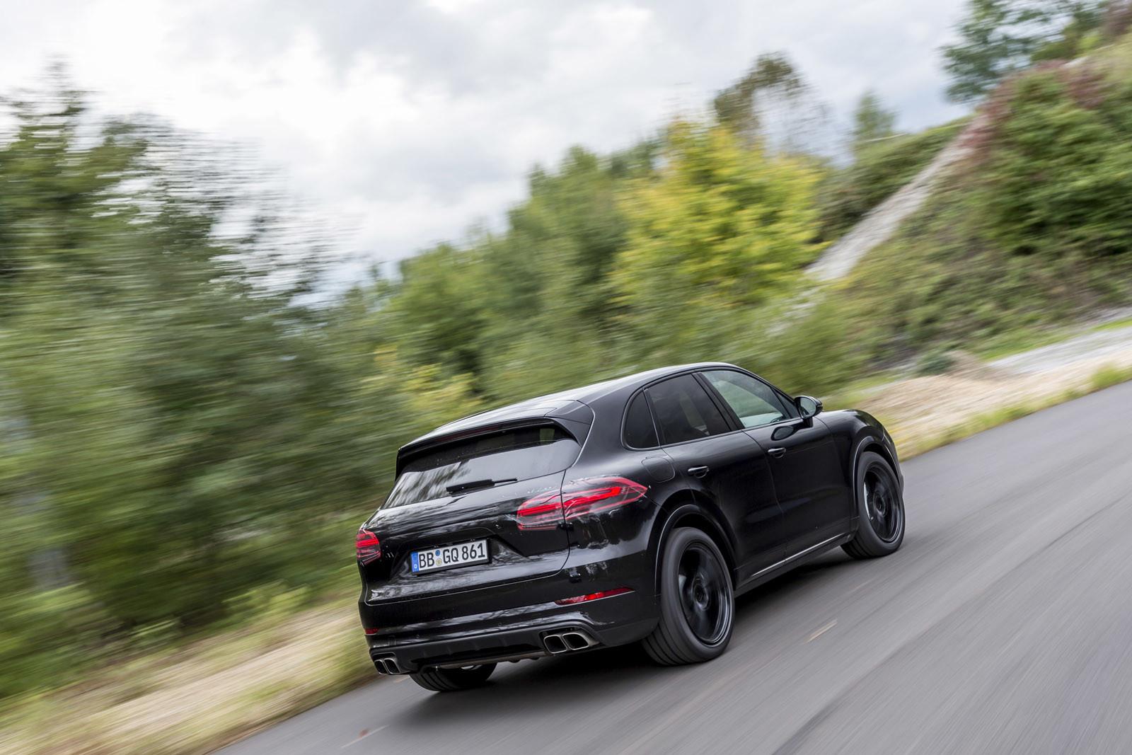 Foto de Porsche Cayenne 2018: repaso tecnológico (60/67)