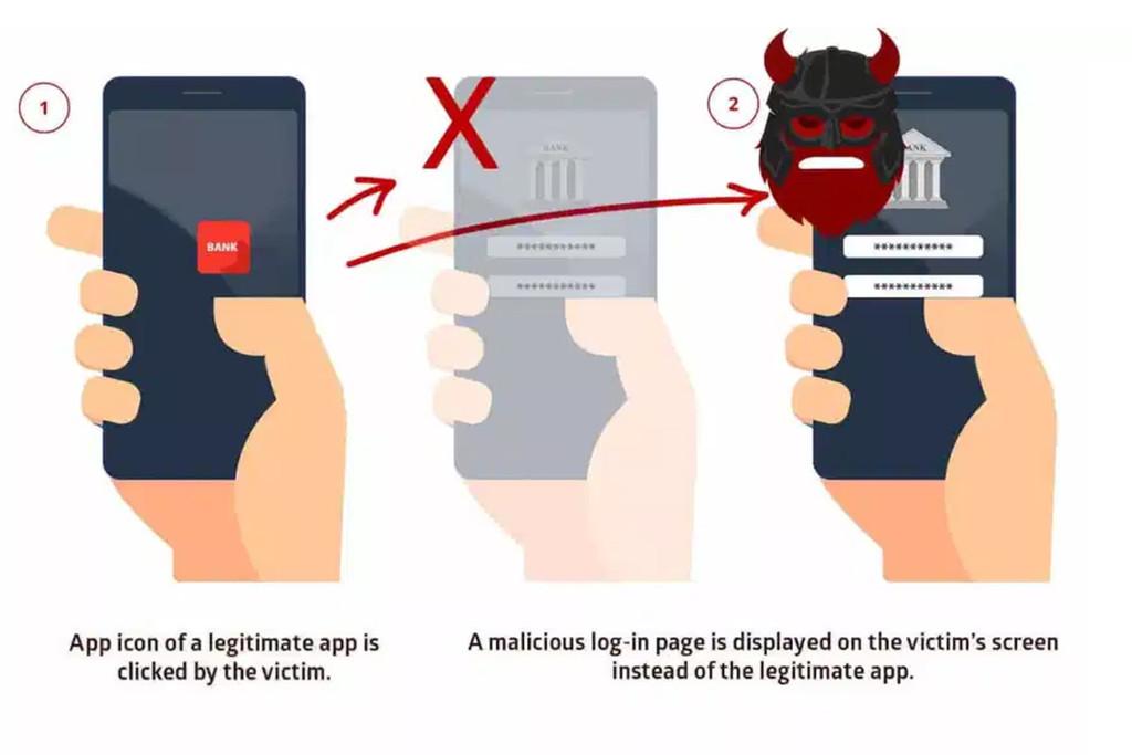 StrandHogg 2.0 es una curiosa vulnerabilidad de Android por la cual una app puede reemplazar a otra para hacer 'phising'